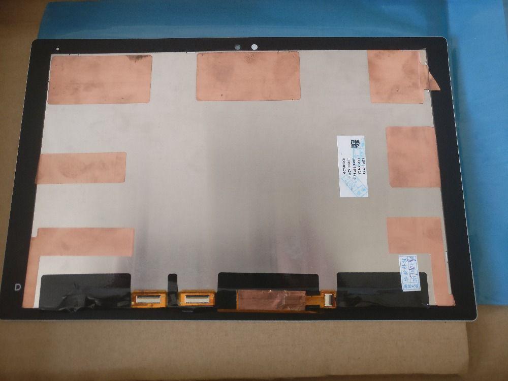Original desmontar LCD Panel de Pantalla Táctil Digitalizador Asamblea Para Sony Xperia Z4 Tablet SGP771 SGP712 asamblea de pantalla