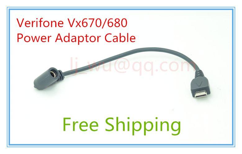 Brand New Original Verifone Vx670 Vx680 HDMI Power Adaptor Cable