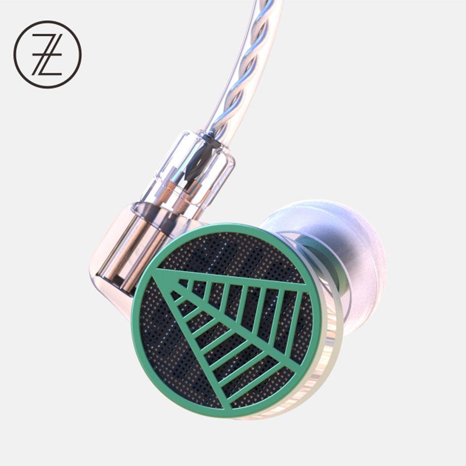 2018 TFZ TEQUILA 1 HiFi earphones fashion Audiophile 2-pin 0.78mm Detachable In-ear Earphone IEMS
