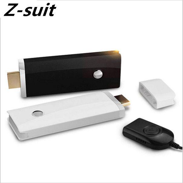 WIFI Dongle HDMI Émetteur et Récepteur Sans Fil Intelligent TV Stick 1080 p Support Miracast Android/IOS/WIN8.1 Double noyau 2.4g + 5g