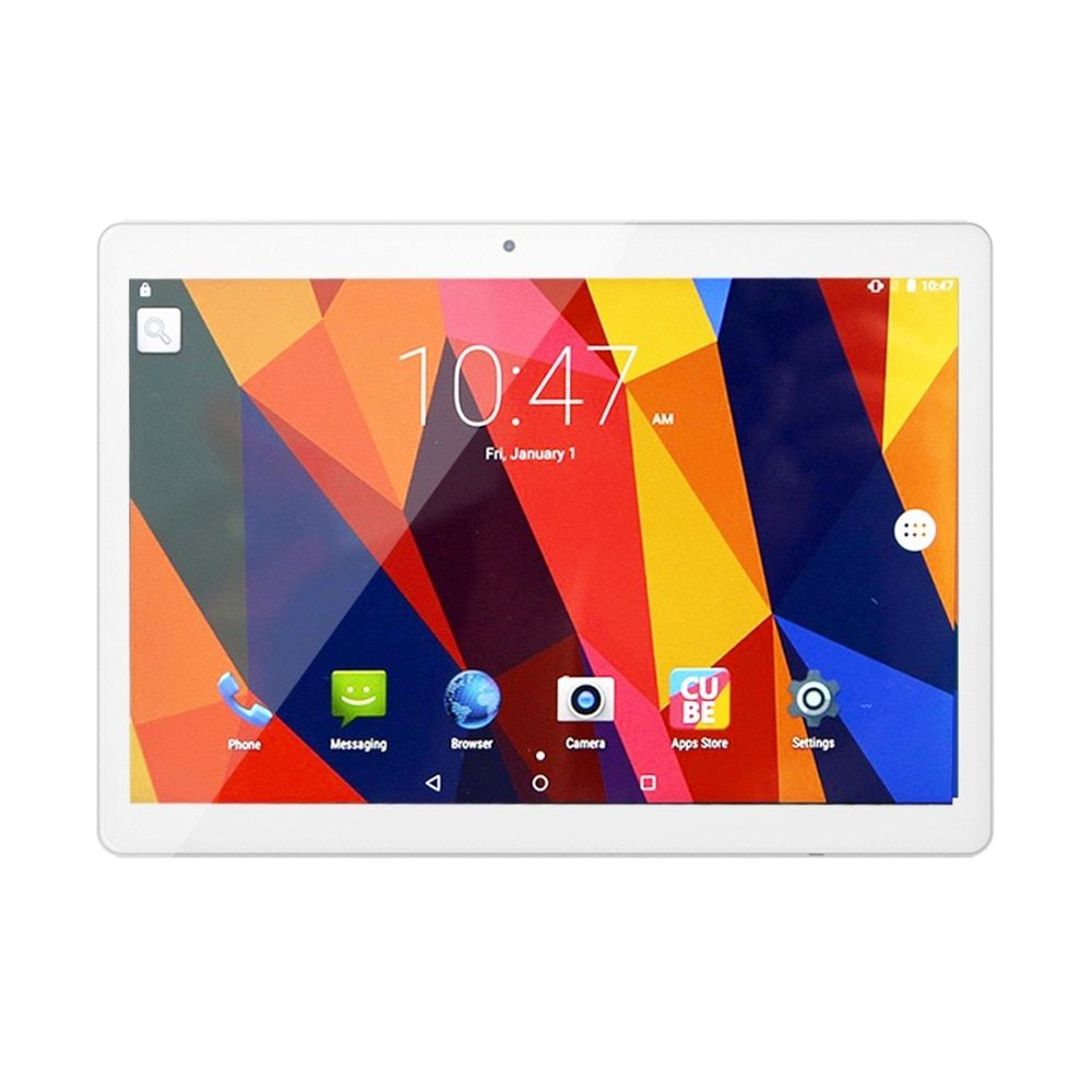 Ursprüngliche Cube U63 Tabletten 9,6 zoll Android 5.1 MTK MT6580 Quad Core 1 GB RAM 16 GB ROM 3G Anruf Tablet PC OTG GPS Dual SIM