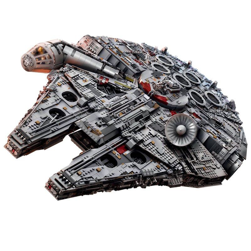 Lepin 05132 Star Series 8445Pcs Wars Ultimate Collector's Destroyer Building Blocks Bricks Compatible 75192 Toys Gifts