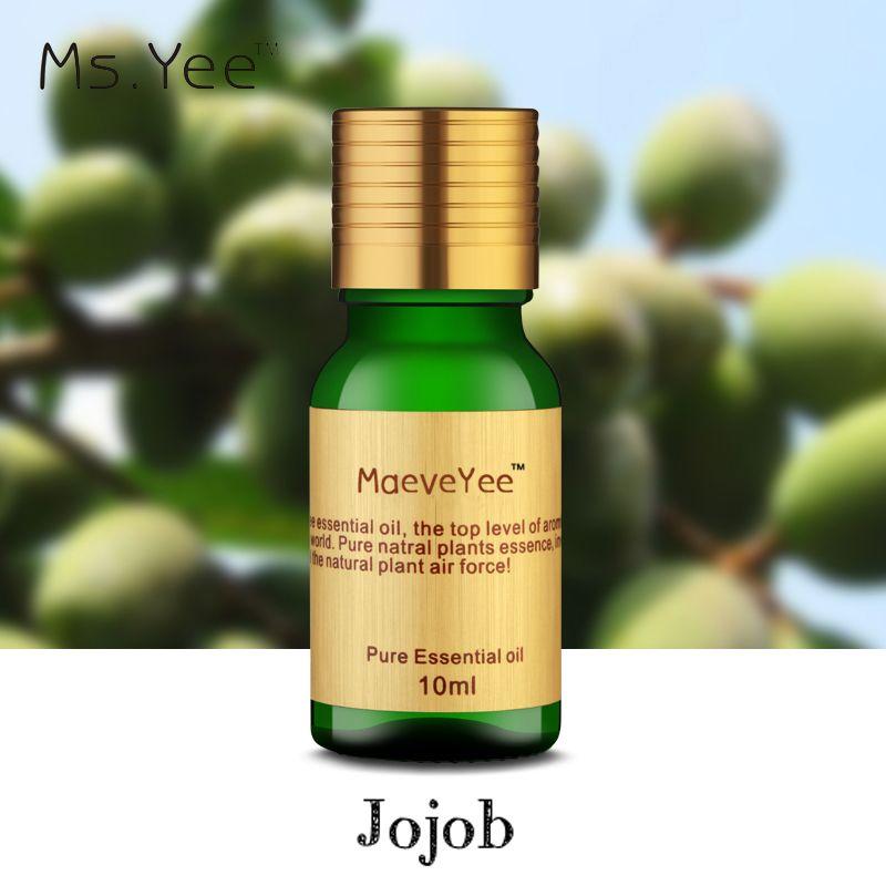Pur huile de jojoba pour Cheveux Visage Ongles Du Sein et Sensibles Sec Soins de La Peau Organique Transporteur Huiles pour le Corps De Bain De Massage SPA huile de Base 50 Ml