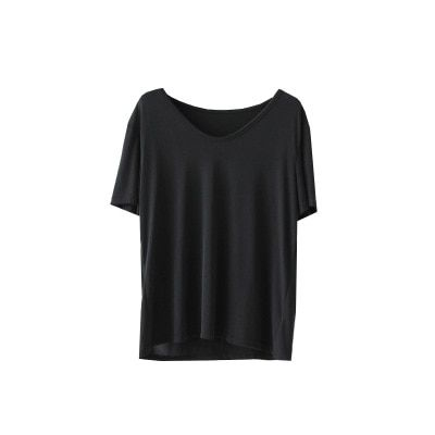 2018 summer wear new style jacket loose fitting T-shirt short sleves