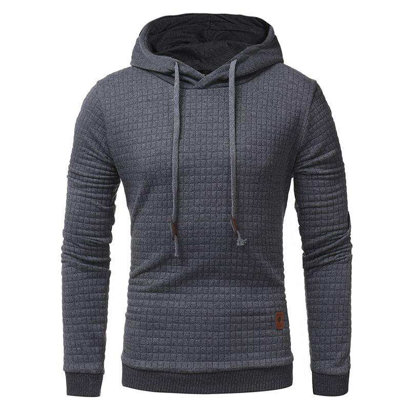 Hoodie Men Men 2017 Men's Long Sleeve Hoodies Ladies Leisure Fashion Hoodies Slim High-quality long-sleeved Sweatshirt S-3XL