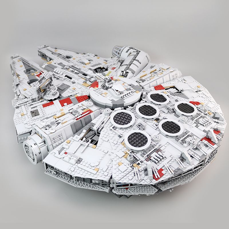 05132 Star Wars Building Blocks Force Awakens Millennium Set Falcon Model Toys Kid Gift for Children Compatible With Legoing