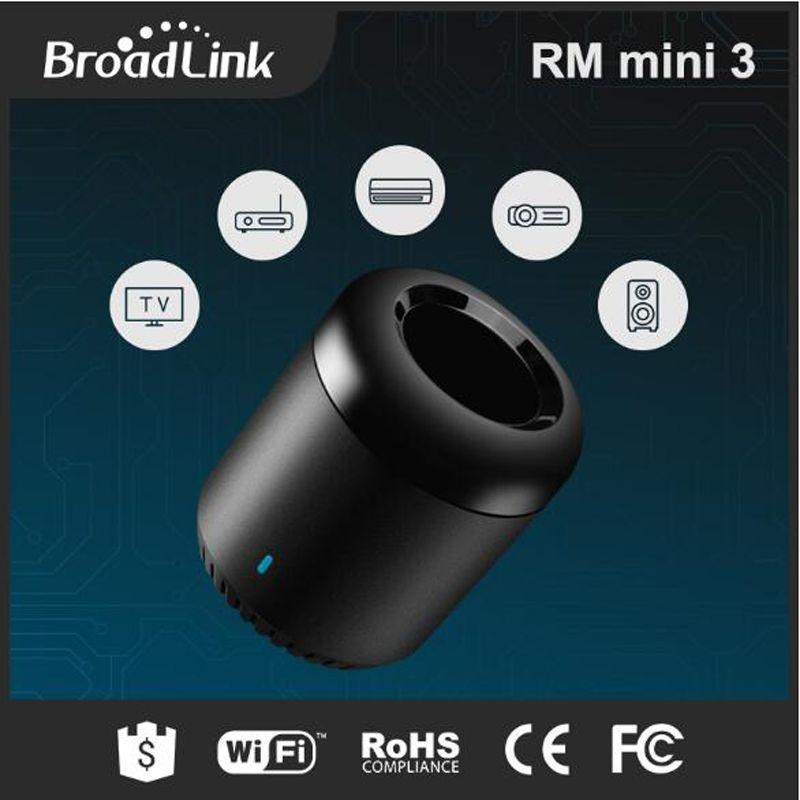 BroadLink RM Mini 3 умный дом автоматизации модуль беспроводной Дистанционное управление универсальный переключатель умный Wi Fi + ИК для Android iOS