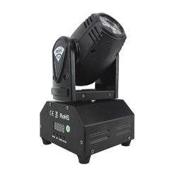 Mini RGBW LED 10 W LED Faisceau mobile head Light Haute Puissance 10 Watt Quad Stroboscope LED Puissant Faisceau de Lumière Pour Disco Party DJ lumière