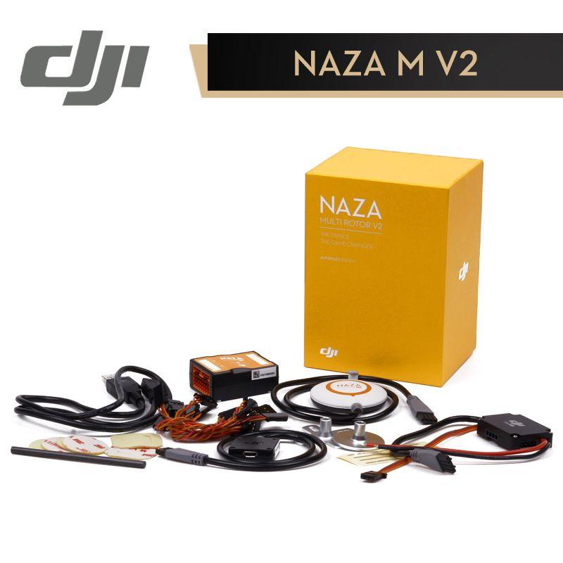 DJI Naza V2 Flight Controller (Enthält GPS) naza-M Naza M V2 Fly Control Combo für RC FPV Drone Quadcopter Original