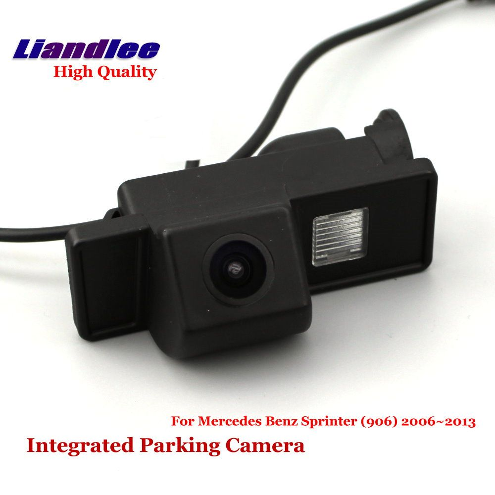 Liandlee For Mercedes Benz Sprinter (906) 2006~2013 Car Rear View Backup Parking Camera Rearview Reverse Camera / SONY HD CCD