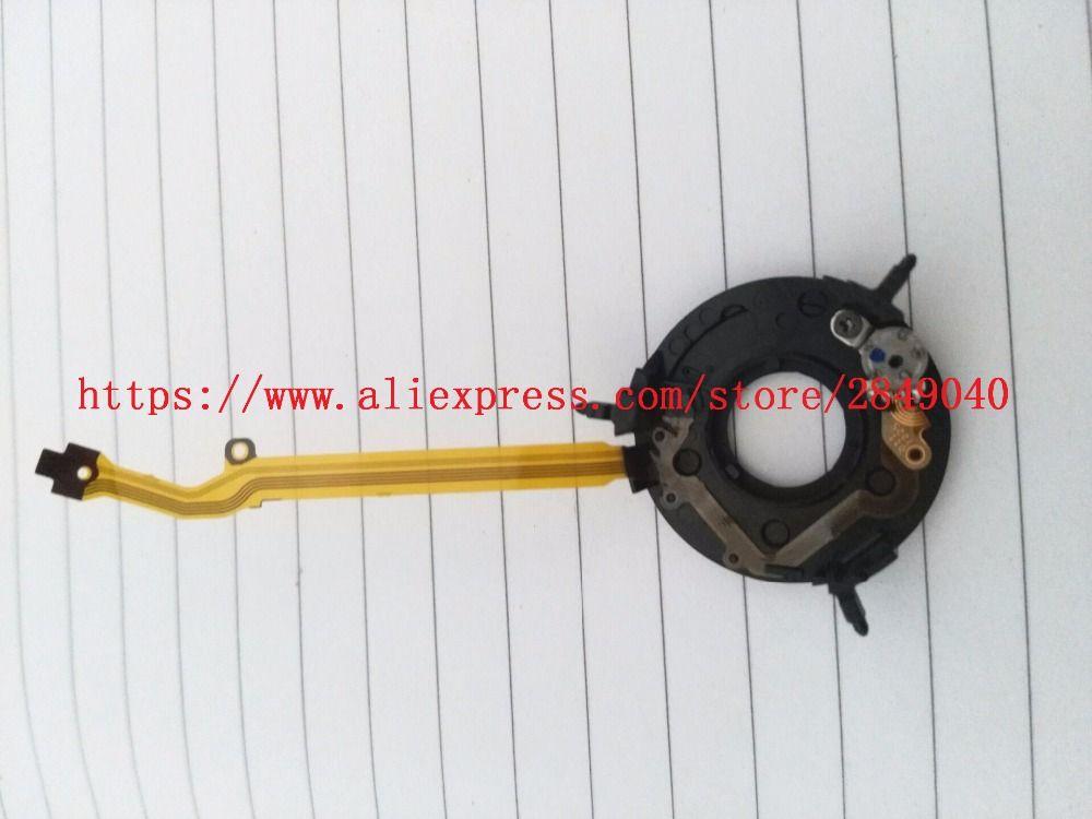 NEW LENS Aperture Shutter Group Flex Cable For CANON PowerShot S100 S100V S110 PC1746 Digital Camera Repair Part