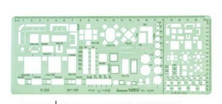 Modèles d'architecture de modèle de dessin pour le dessin de modèle de meubles, il, écrous, cercle, courbe, mathématiques, chimie; plus de modèles en détail