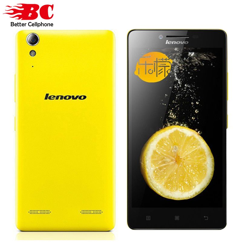 Original Lenovo K3 Lemon K30-W Android Smart Phone Qual-comm MSMS8916 Cortex A53 Quad Core 1.2GHz 5.0