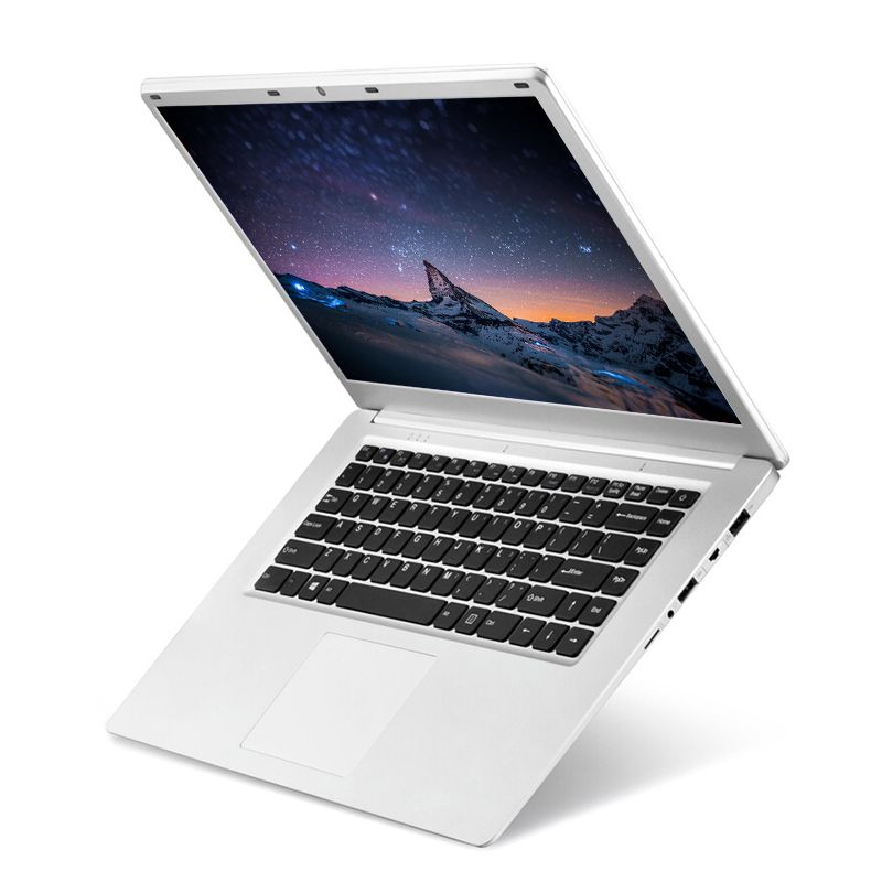 15.6inch 6GB RAM 500GB/2TB HDD Apollo Lake N3450 Quad Core Windows 10 System 1920x1080P Fast Boot Laptop Notebook Computer