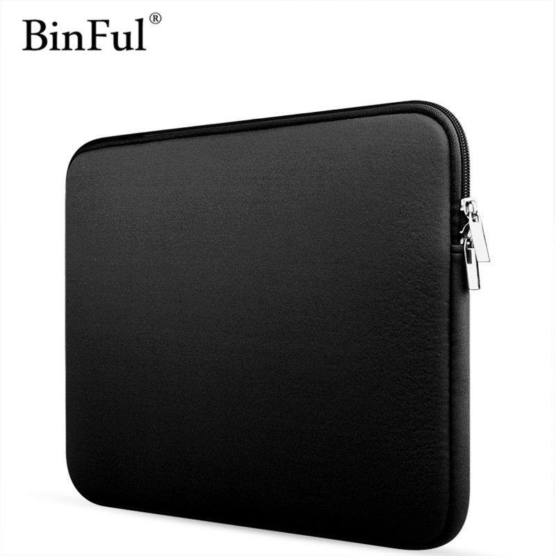 BinFul Neoprene laptop notebook case sleeve Computer Pocket 11