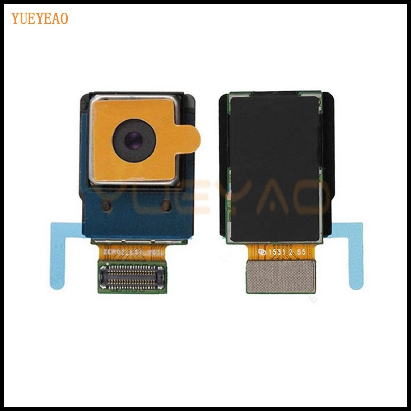 YUEYAO Rear Camera Back For Samsung Galaxy Note 5 Note5 N920 N920F Back Rear Main Camera Module Replacement Parts
