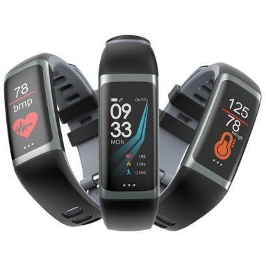 Bracelet à puce G26 Coeur Taux de tension artérielle D'oxygène Smart Bracelet Fitness Sports Tracker Montre PK mi bande 3 Pk honor bande 4