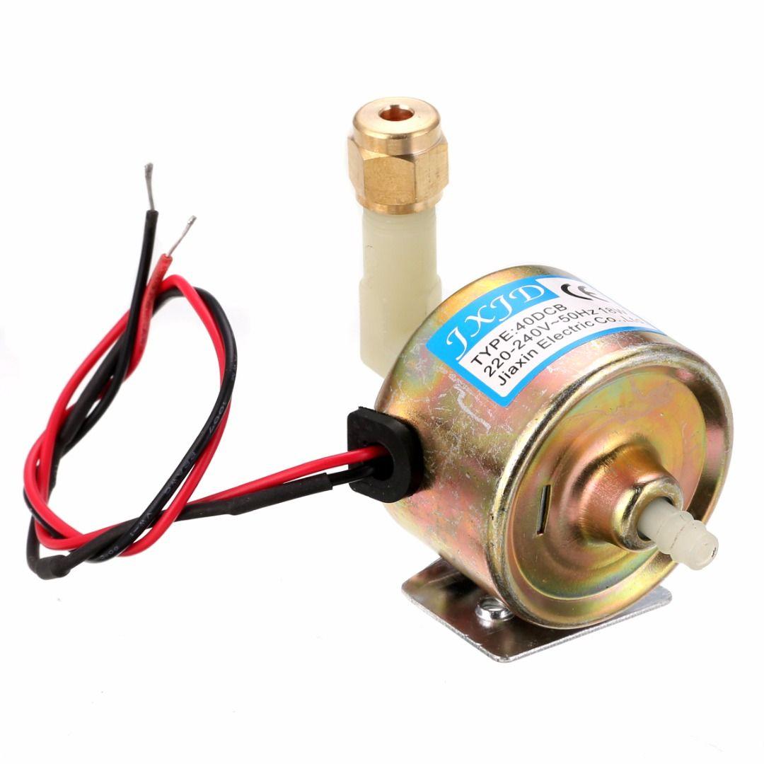 Brass 900W Oil Pump 40DCB 220V-240V AC 50HZ Stage Party Parts For Fog Smoke Machine