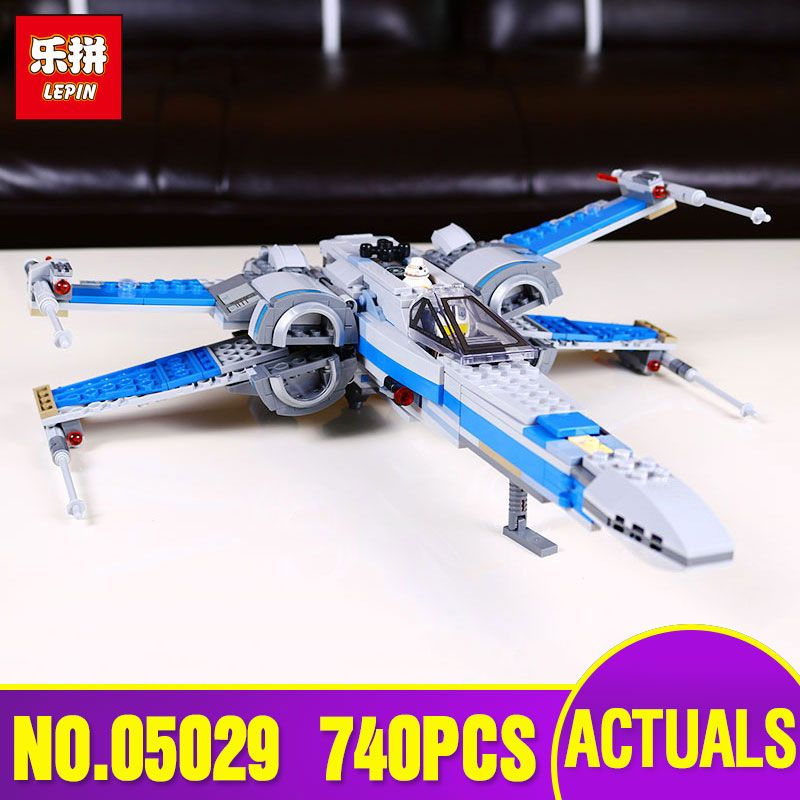 LEPIN 05029 Star Series Wars X fighter wing KIDS TOY Educational Building blocks assembled Compatible Toys Gifts Legoing 75149