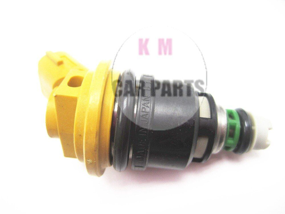 555cc japan FUEL INJECTOR NOZZLE yellow for nisaan 300ZX Z32 RB25DET VG30DETT SR20DET KA24 16600-RR543 16600RR543
