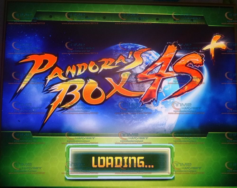 Free shipping New Arrival Pandora's Box 4S plus 815 in 1 mluti game JAMMA PCB HDMI CGA & VGA output HD images for Arcade machine
