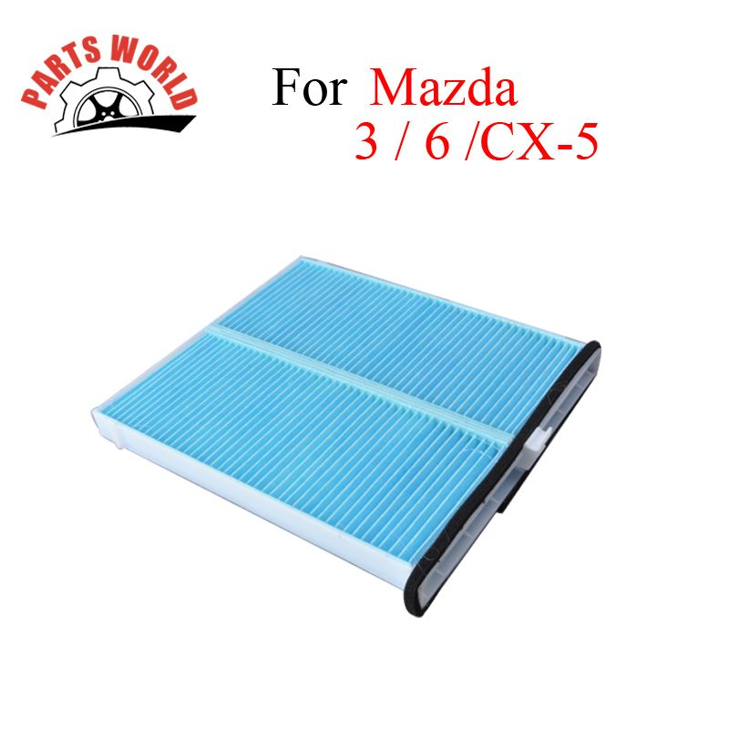 Car Parts Carbon Cabin Filter For Mazda 3 2.0L Mazda 6 2.5L CX-5 2.0L 2.5L Auto Accessories OEM KD45-61-J6X E3903LI J1343024
