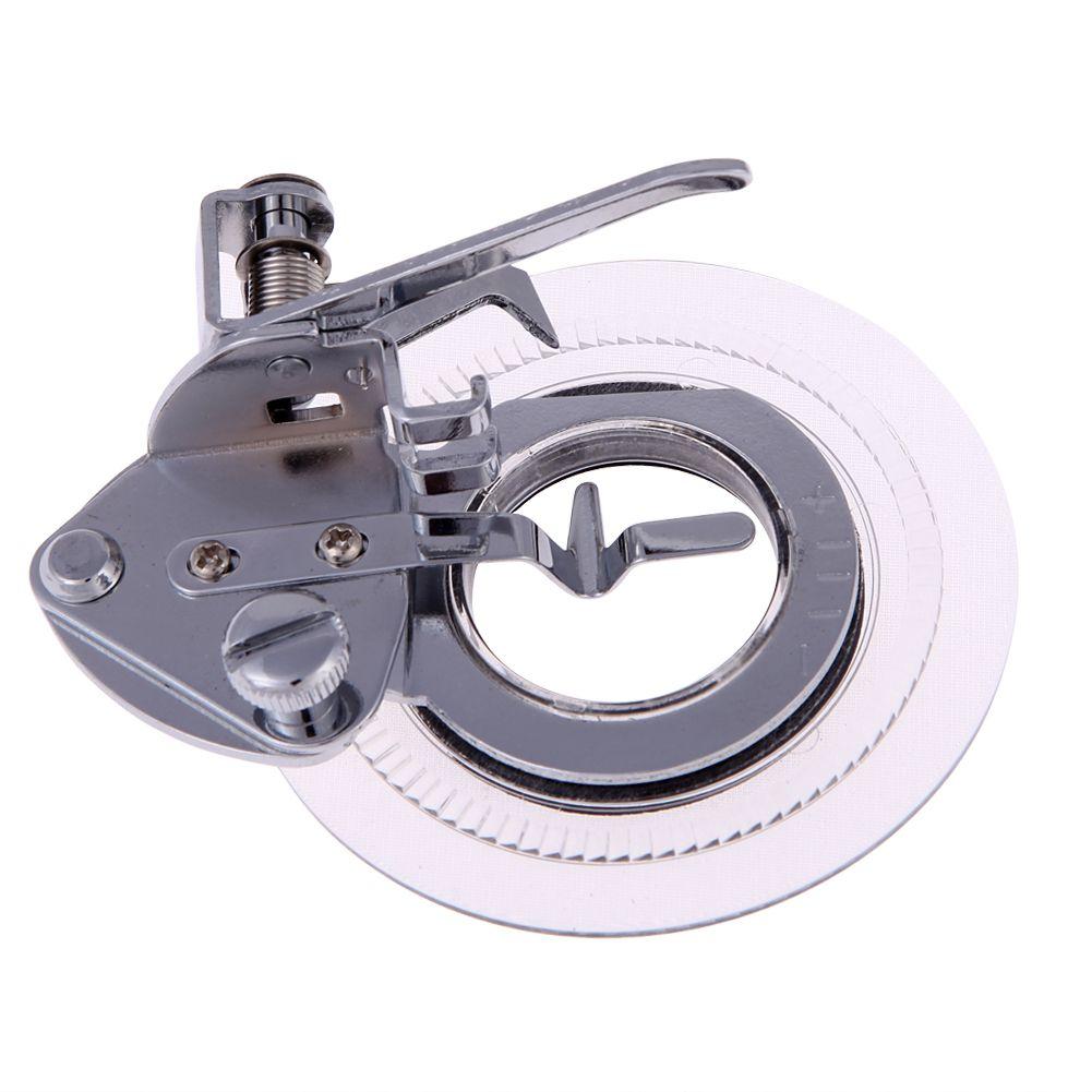 Blume Stich Nähfuß Stitcher Teile Runde Stickerei Nähfuß für Nähmaschine Haushaltsnähmaschinen Werkzeuge