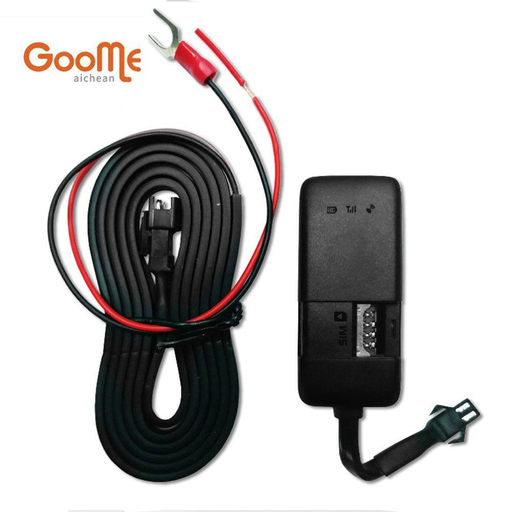 Goome aichean GM02EW GPS трекер мини GSM 2G для автомобиля отслежение Android iOS приложения фиксатор он-лайн система