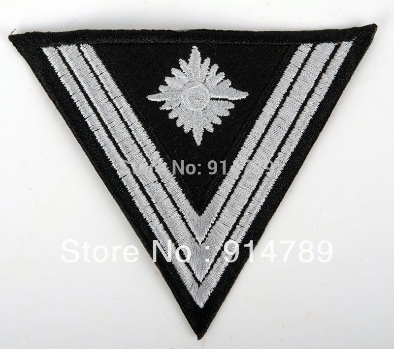 WW2 DEUTSCH ARMEE PRIVATE HONOR ARMBAND STICKEREI PATCH-33308