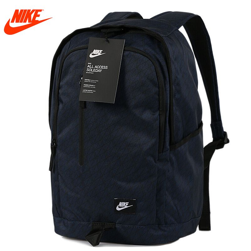 Intersport Authentic New Arrival 2017 Official NIKE ALL ACCESS SOLEDAY BKPK-P Unisex Backpacks Sports Bags