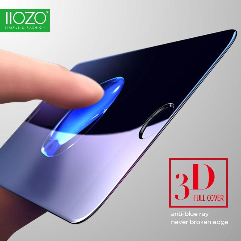 Pleine Couverture 3D En Verre Trempé Film Pour iPhone 7 7 plus 4.7 & 5.5