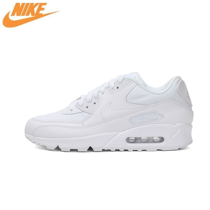 Nike Men's WMNS AIR MAX 90 ESSENTIAL Sport Running Shoes,Men Outdoor Sneakers Trainers Shoes 537384