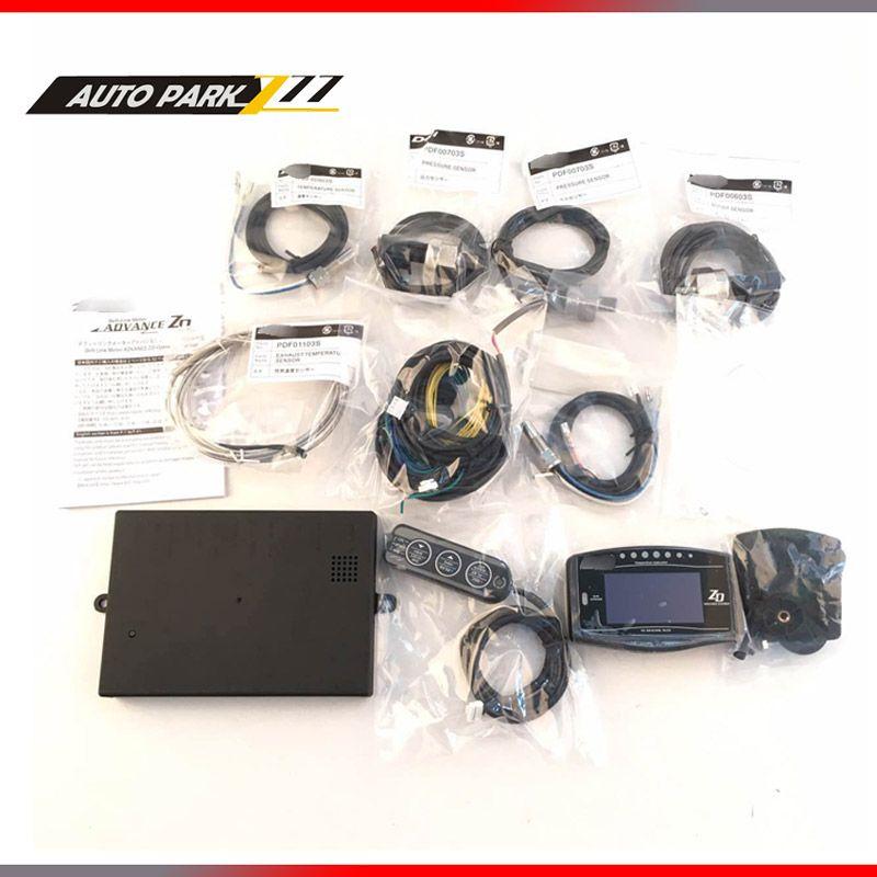 Advance ZD Style Sports Digital Meter Full Kit BF CR C2 60 52 Gauge