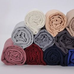 Women Chiffon Shawl Solid Color Fashion Wrap Scarf Muslim Arabic Hijab Instant Shawl Bawal 180x90cm 2018 New