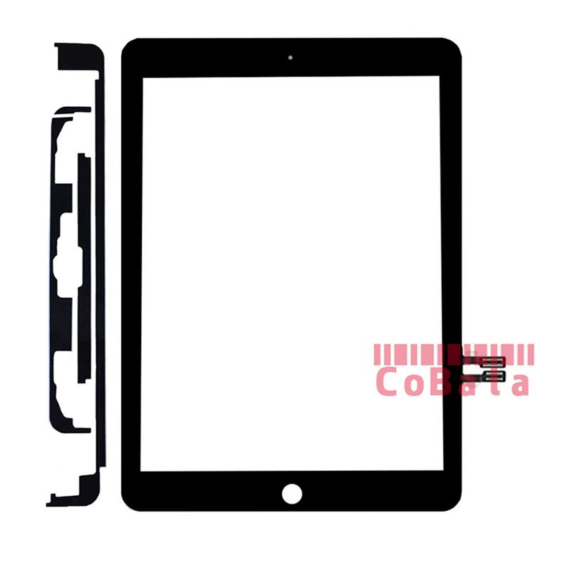 10Pcs DHL Free Tested For iPad 9.7 (2018 Version) For iPad 6 6th Gen A1893 A1954 Touch Screen Digitizer Front Outer Panel Glass