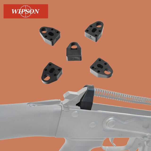 WIPSON Recoil Puffer 2 5 10 stücke 7,62x39 Puffer Pad Schock Absorbieren Polymer Reduktion passt Taktische AK74 Saiga galil Valmet