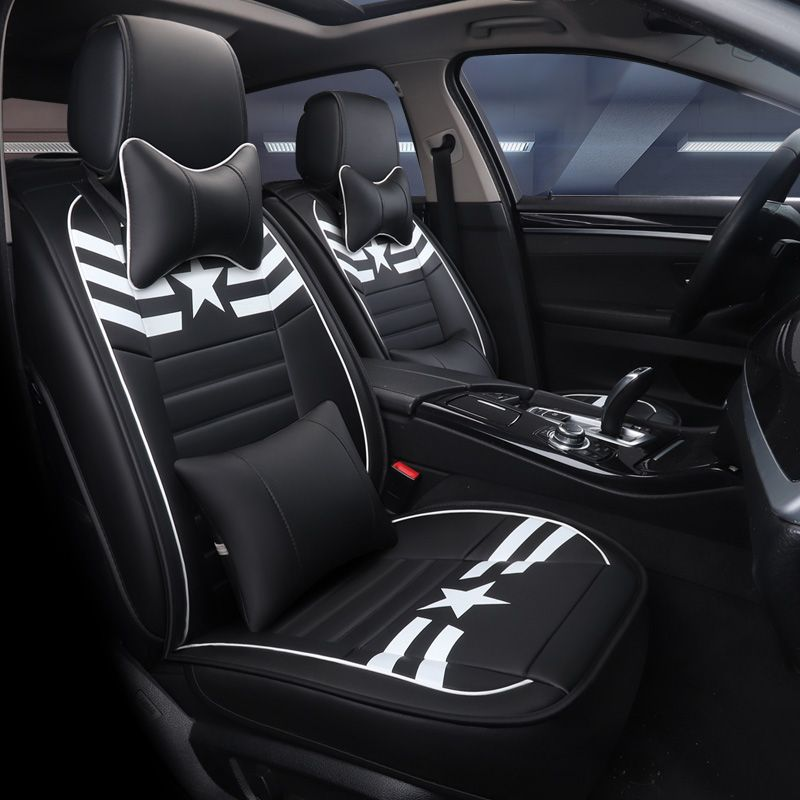 car seat cover vehicle chair leather case for honda civic 2008 2012 2014 2017 2018 cr v crosstour crv spirior stream