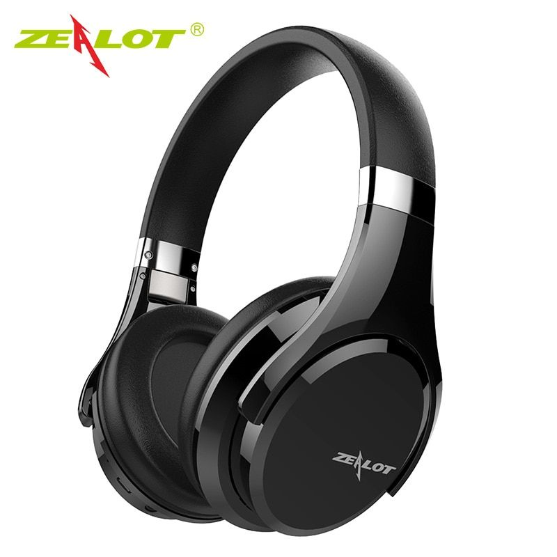 ZEALOT B21 Deep Bass Portable Touch Control Wireless Bluetooth Over-ear Headphones with Built-in Mic for iPhone 6 6s 7/7 Plus