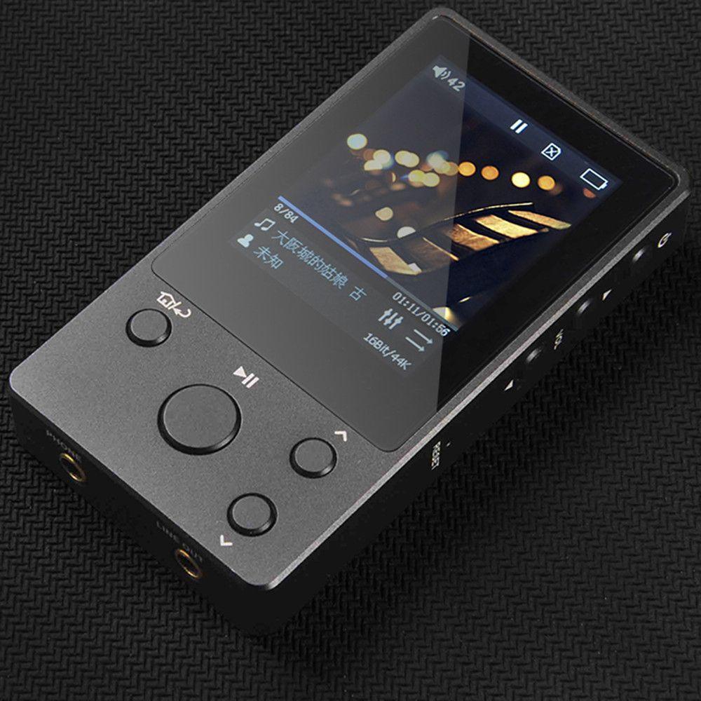 AK 2017 XDuoo NANO-D3 Verlustfreie Musik Player Professionelle Digitale MP3 Player Unterstützung Max 256 gb