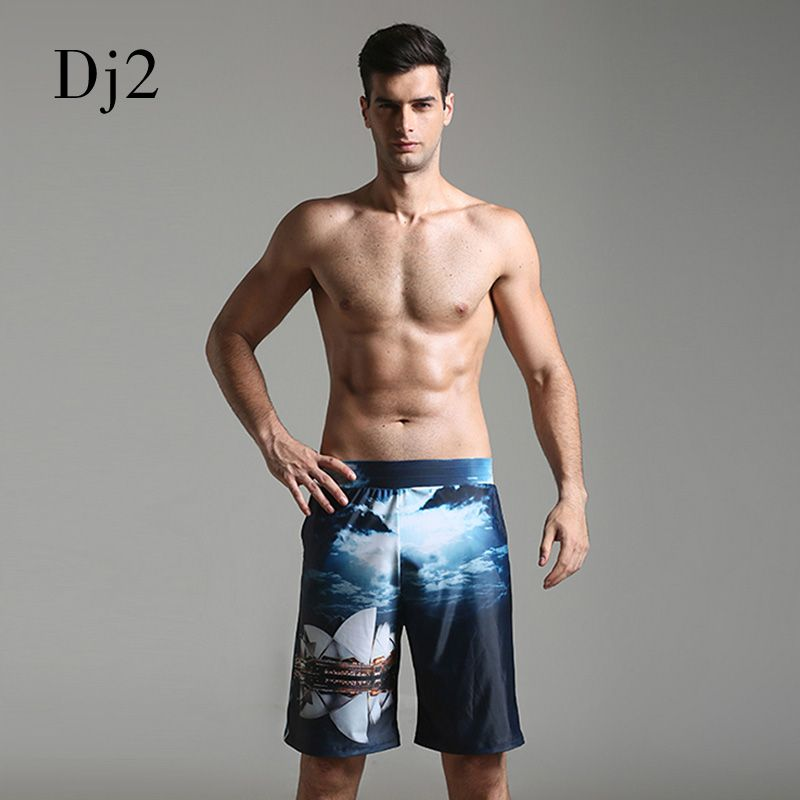 Swimwear Men Swimming Shorts For Men Swim Boxer Swimming Trunks Brand High Quality Boardshort Beach Wear Plus Size Male Swimwear