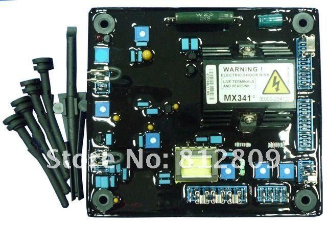 MX341 3 phase automatische spannungs regler avr stabilizerb blau eine hohe qualität