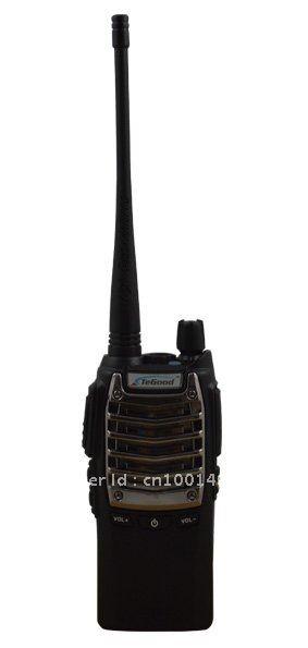Waterproof,Dustproof,Anti-Throw 8W High Power TeGood TG-900Plus UHF 400-480MHz Handheld Walkie Talkie