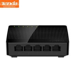Tenda SG105 Mini 5-Port Desktop Gigabit Schalter/Fast Ethernet Netzwerk Schalter LAN Hub/Voll-oder Halb duplex Austausch