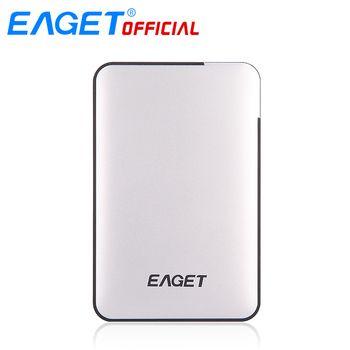 Original EAGET 2 TB 1 TB 500 GB HDD 2.5 USB 3.0 Haute-Vitesse Antichoc Externe Disques Durs HDD Ordinateur Portable de bureau Mobile Disque Dur