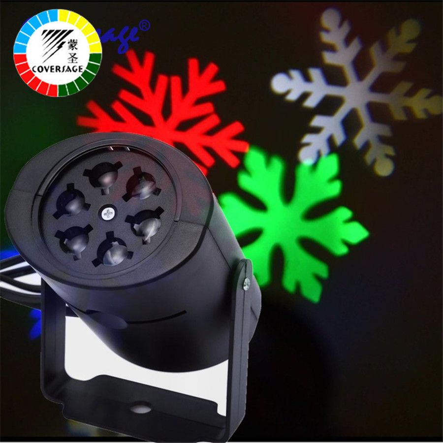 Coversage Laser Lightme Projector Christmas Lamp LED Stage Light Heart Snow Holiday Party Garden Lamp Outdoor Landscape Lighting