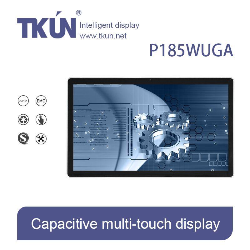 TKUN P185WUGA 18,5-zoll kapazitiv, touch-monitor, industrielle touchscreen