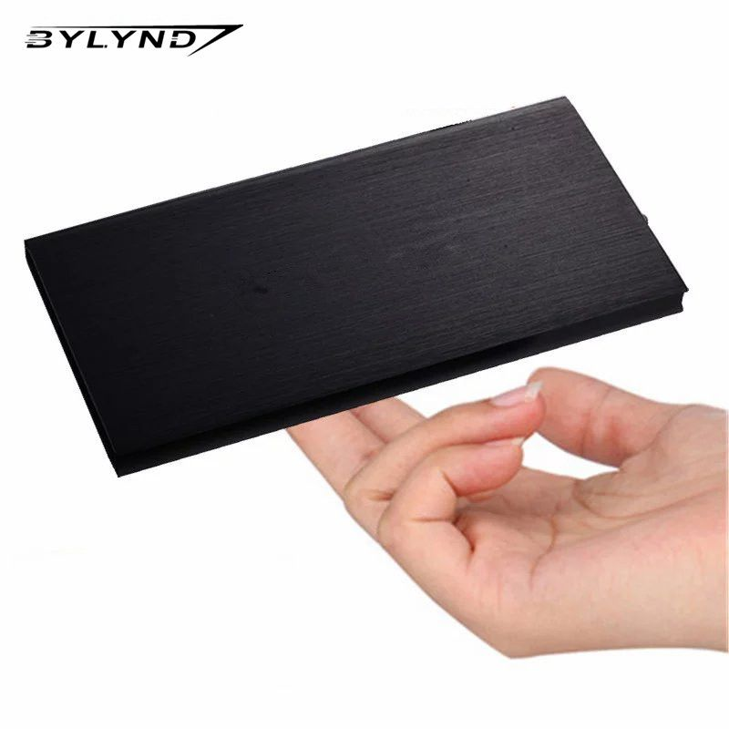 Original BYLYND 20000mah Power Bank Portable external battery pack Charger Dual USB Powerbank For Xiaomi iphone/all USB devices