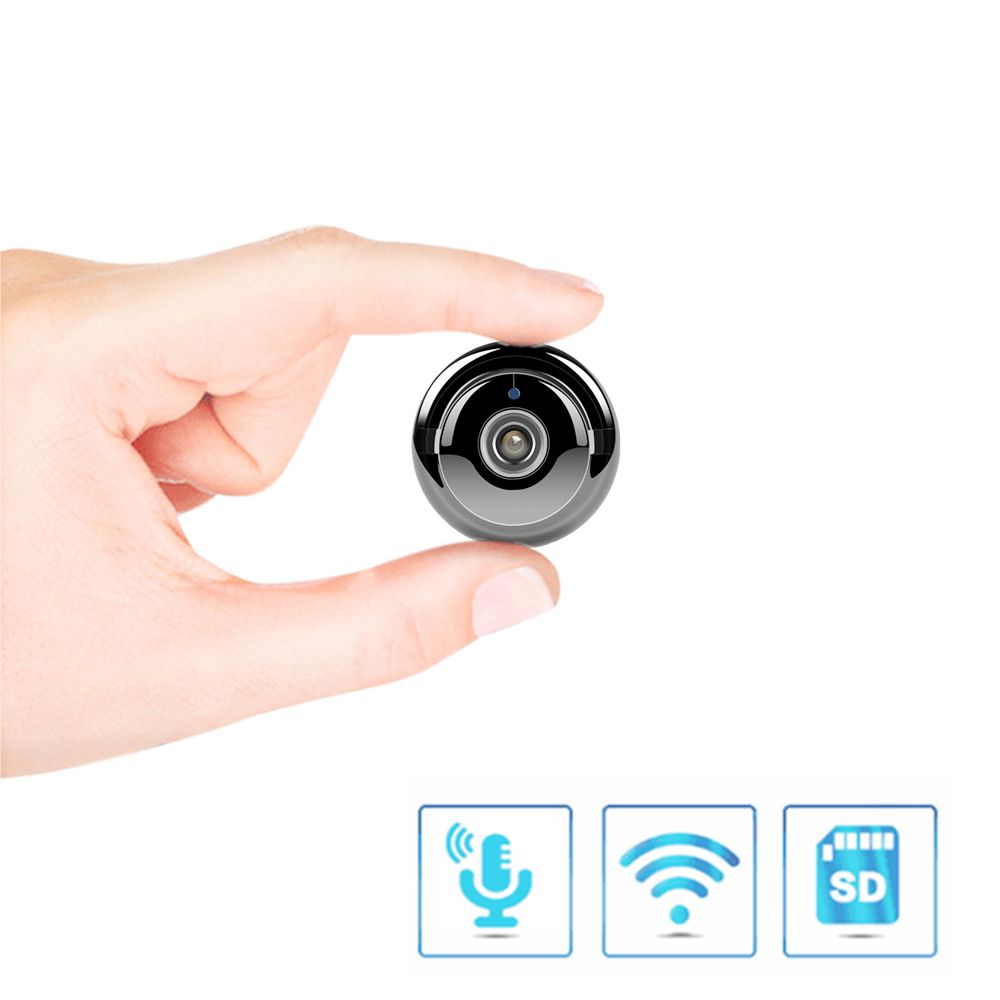 Wireless Mini WiFi Camera 960P HD IR Night Vision Home Security IP Camera CCTV Motion Detection Baby Monitor Cam Yoosee View