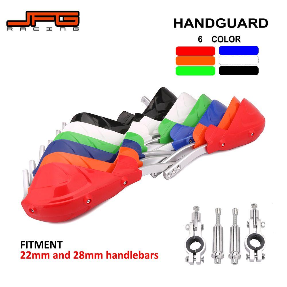 Handlebar Handle Bar Guards Handguard Protection 22mm 28MM Alloy Insert Dirt Bike Motocross Enduro Supermoto Racing ATV Quad