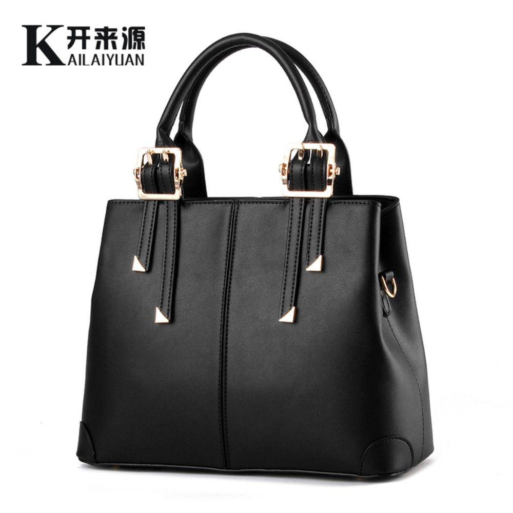 SNBS 100% Genuine leather Women handbag 2018 New Temperament type fashion Crossbody Shoulder Handbag women messenger bags